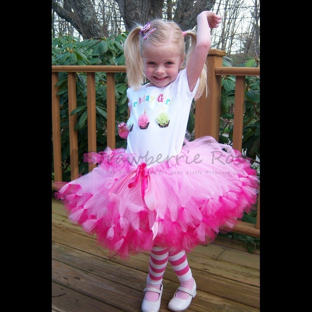 SALE - Candyland Princess Couture Petti Tutu - Custom Sizes