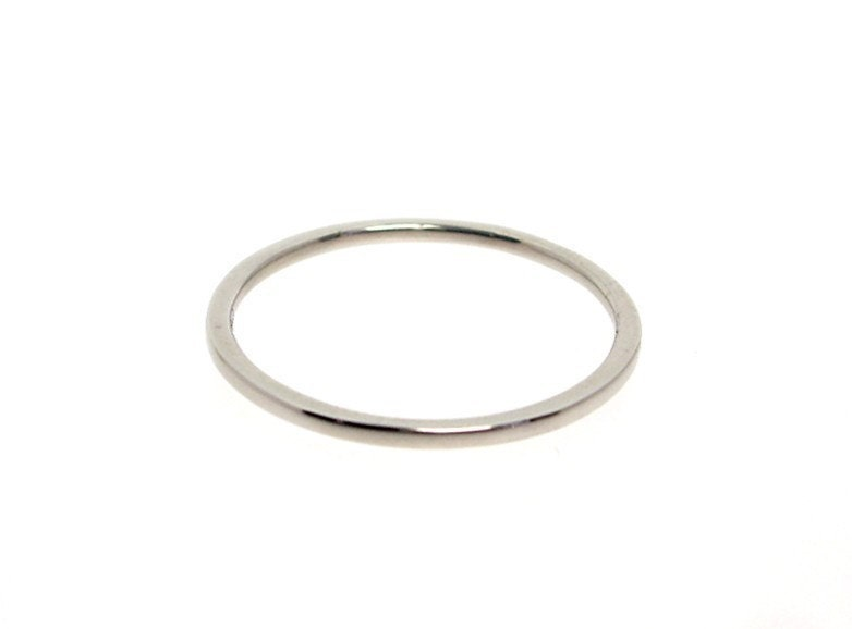 Sale Simple Platinum Band
