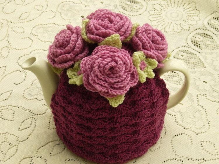 """Welcome to Kainga Happenings. : """"Crochet Golliwog Tea Cosy"""