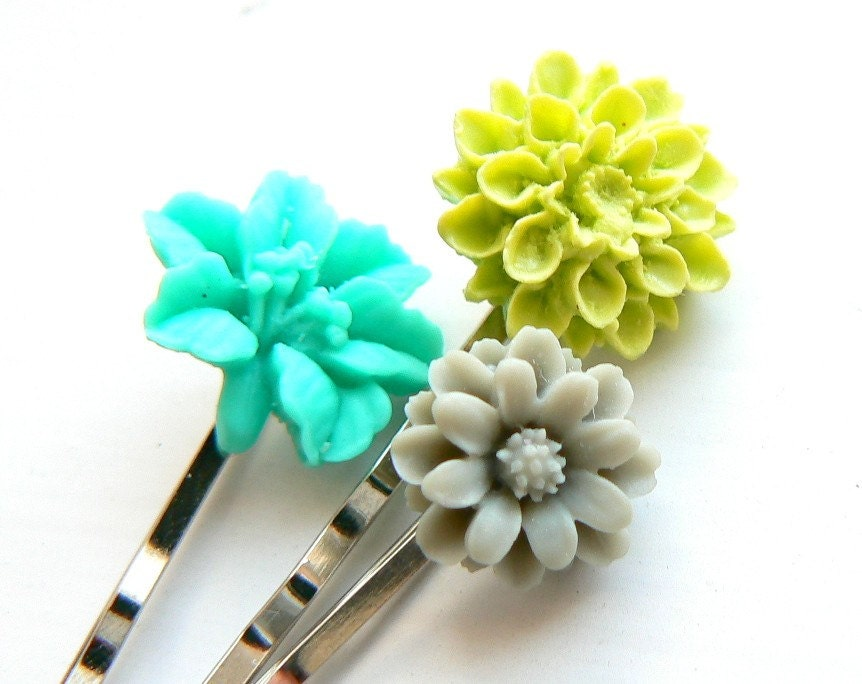 Small Bloom XI. hairpin set