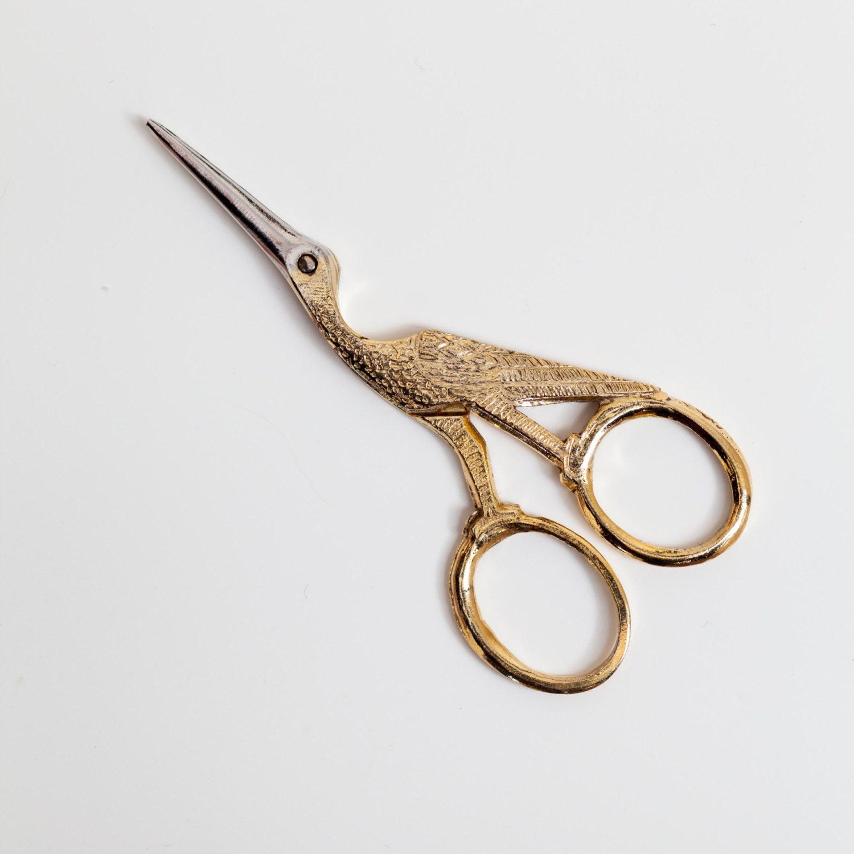 Vintage Embroidery Scissors | Makaroka.com