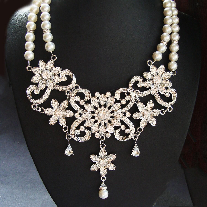 Vintage Bridal Necklaces 50