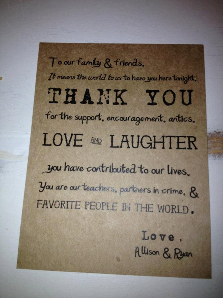 Wedding Thank You Ideas For Guests : Like this item?