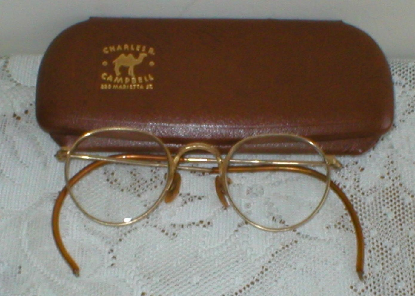 wire rim glasses on Etsy, a global handmade and vintage marketplace.