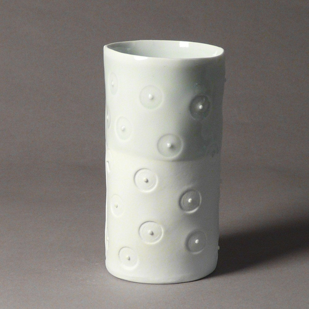 Porcelain Vase - Little Rings