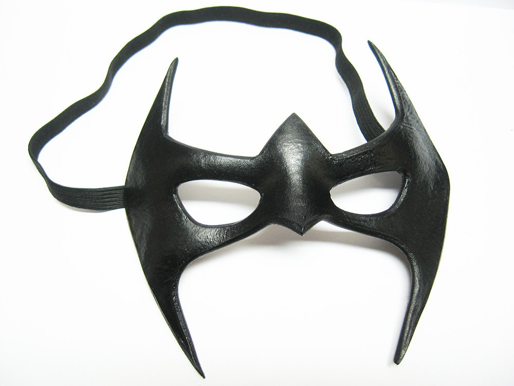 Nightwing Mask Template