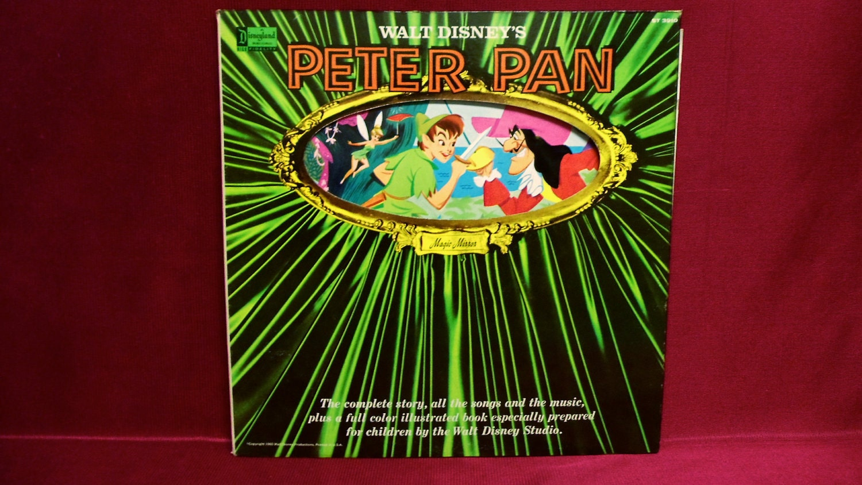 Walt Disney's - PETER PAN...