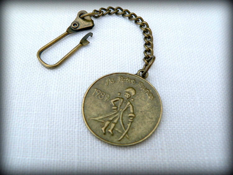 Le Petit Prince Keychain