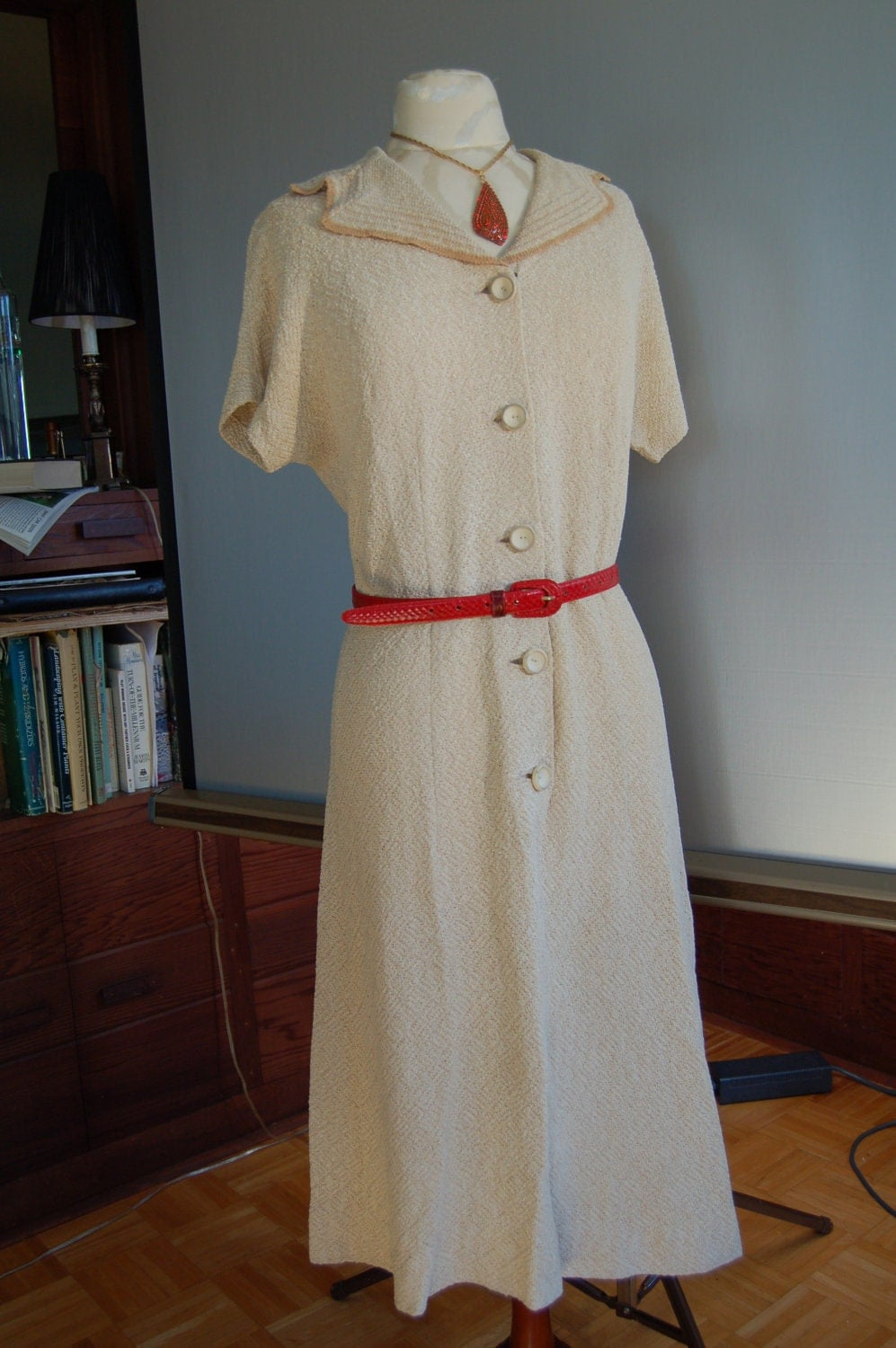 50s Go-To Knit Dress - Sowhenge