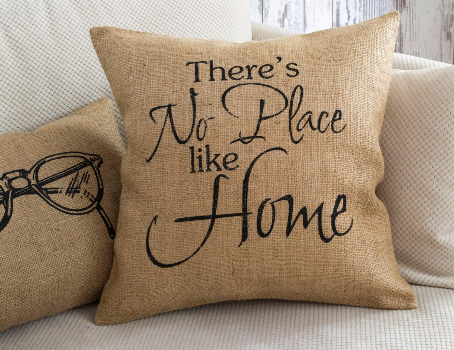Decorative Pillows - a Perfect Touch To Interior Design: Pillows with text on them