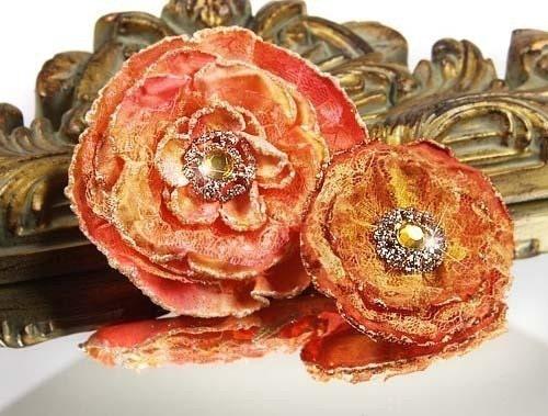 بانو گل پارچه کنیاک
