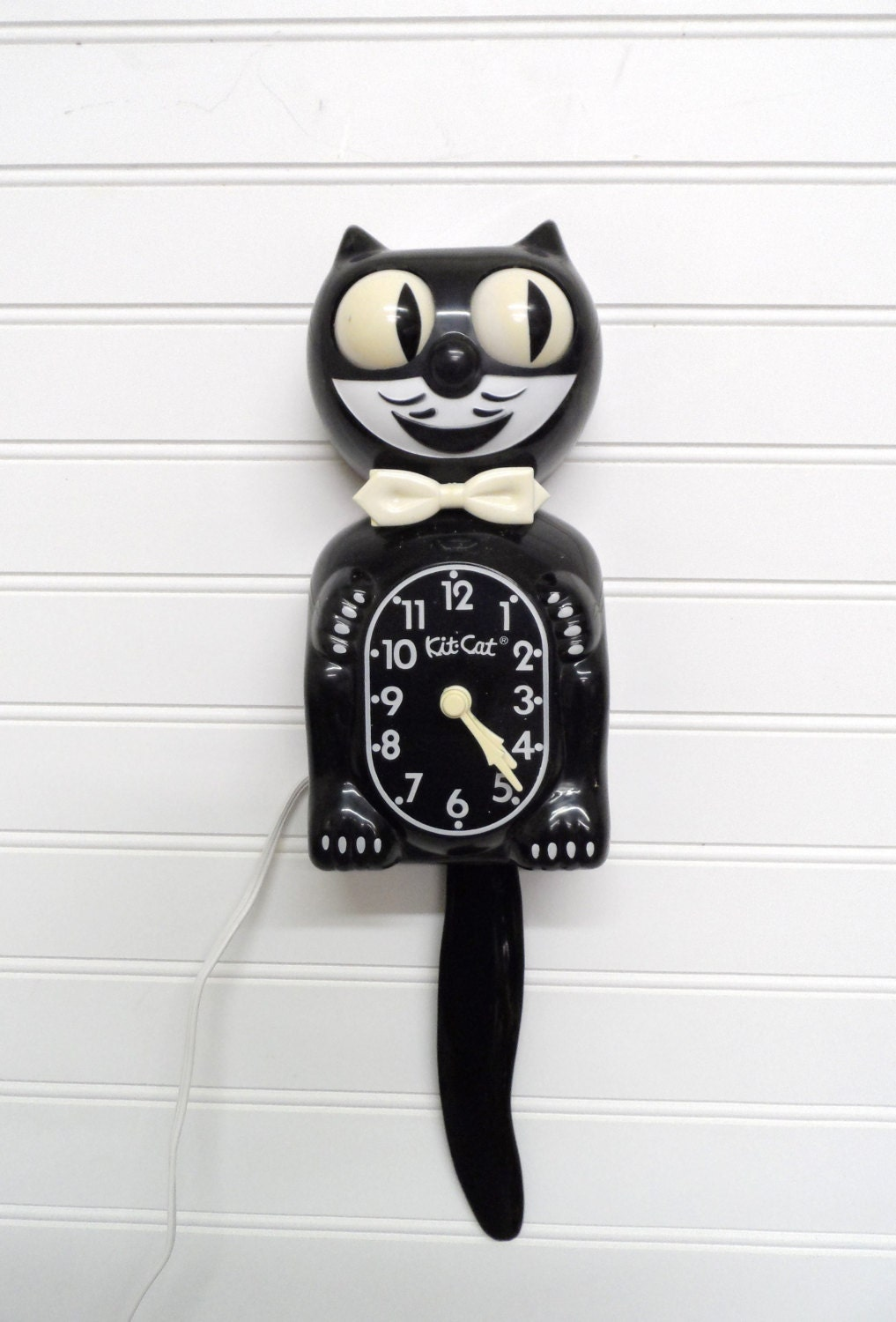 Vintage Kit Cat Clock Cat Wall Clock With Moving By