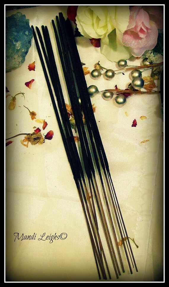 10 Frankincense & Myrrh Incense Sticks