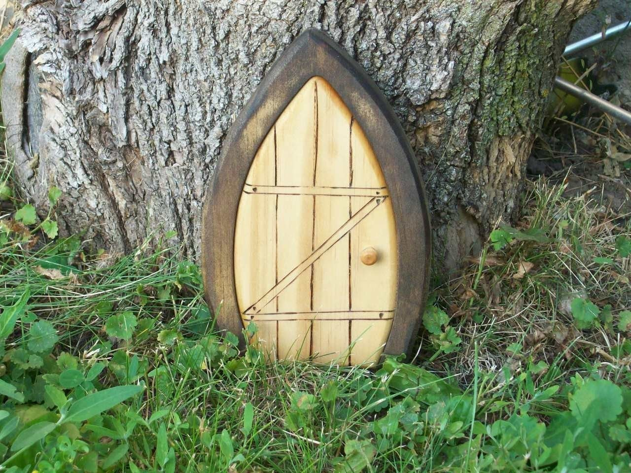 Gnome door  Fairy Door