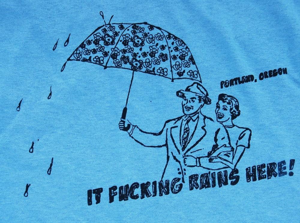 The Rain in Portland - OHPC