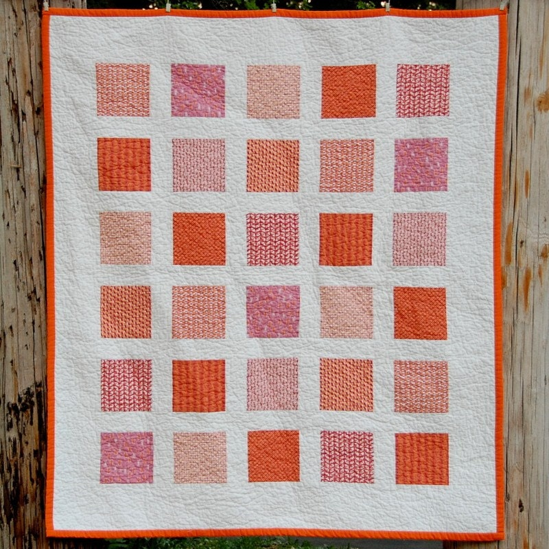 Etsy Find: Modern Baby Quilts from tanneicasey handmade ... : baby quilts on etsy - Adamdwight.com
