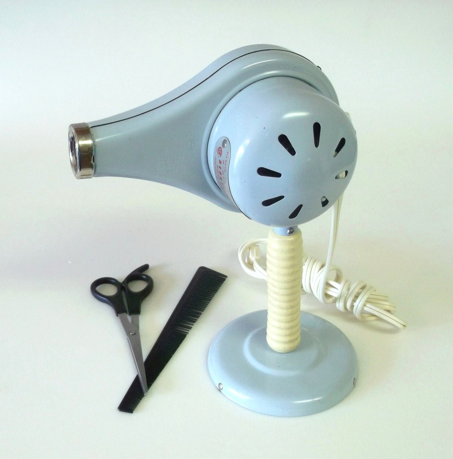 Vintage Hair Dryer Vintage Beauti Aire Electric By