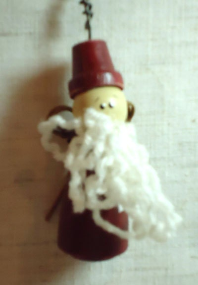 Flower Pot Ornament On Etsy A Global Handmade And Vintage