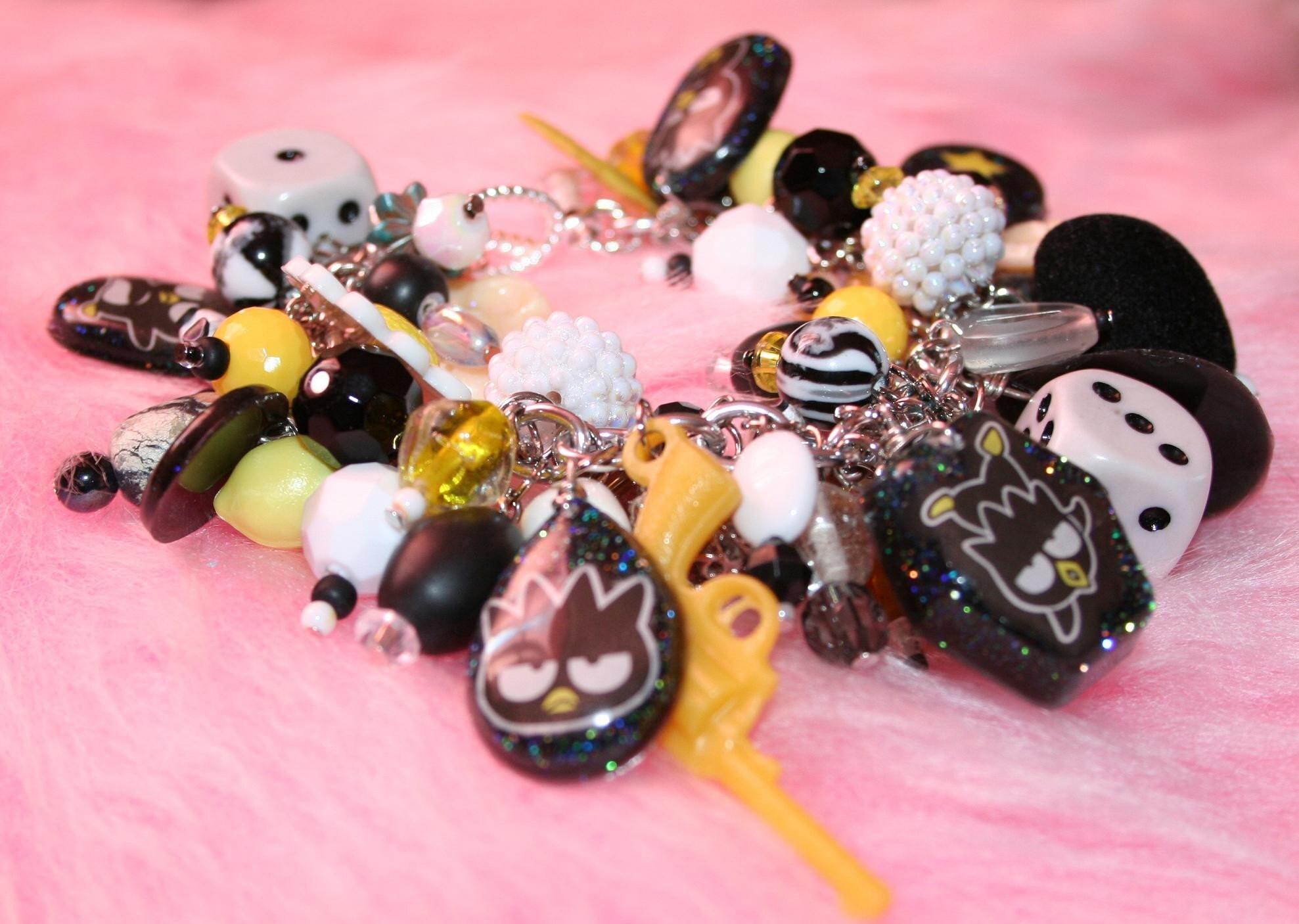 Batz Maru Charm Bracelet