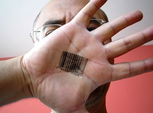 Barcode Tattoos. From BarcodeArt