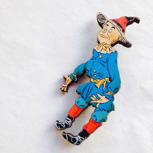 Scarecrow wizard of oz hat