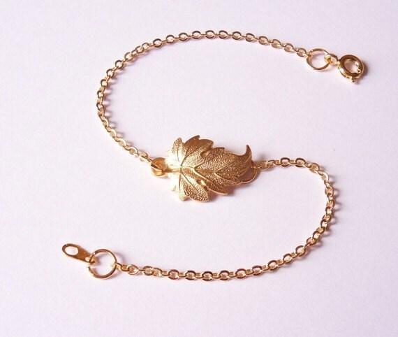 feuilles dlicates bracelet bijoux bracelet bracelet chane minimaliste en feuilles dlicates armreif bracelet simple