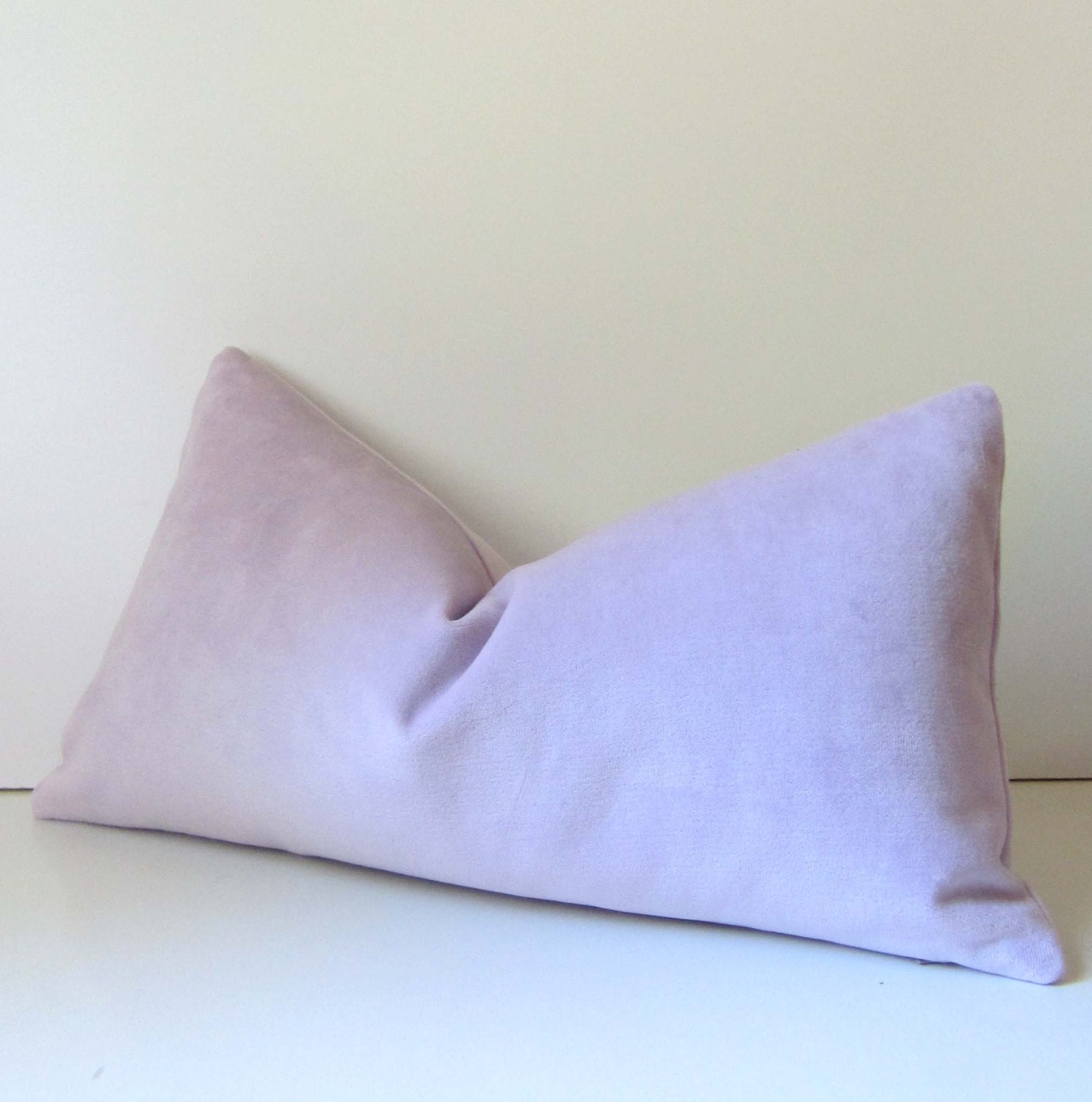 12 Inch Throw Pillow Covers : Decorative Pillow Cover 12 x 22 inch lilac by studiotullia