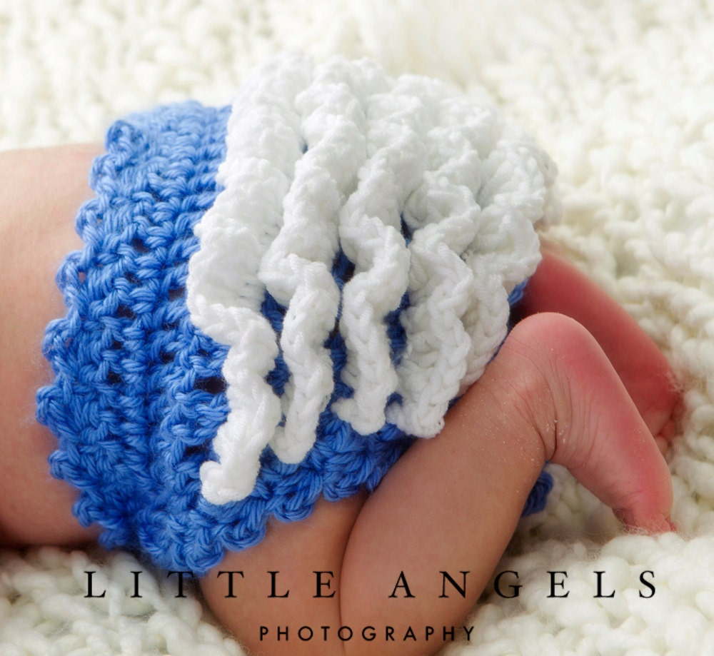 Free Crochet Pattern Diaper Cover With Ruffles : Solid Ruffles Crochet Soaker Diaper Cover Pattern by ...