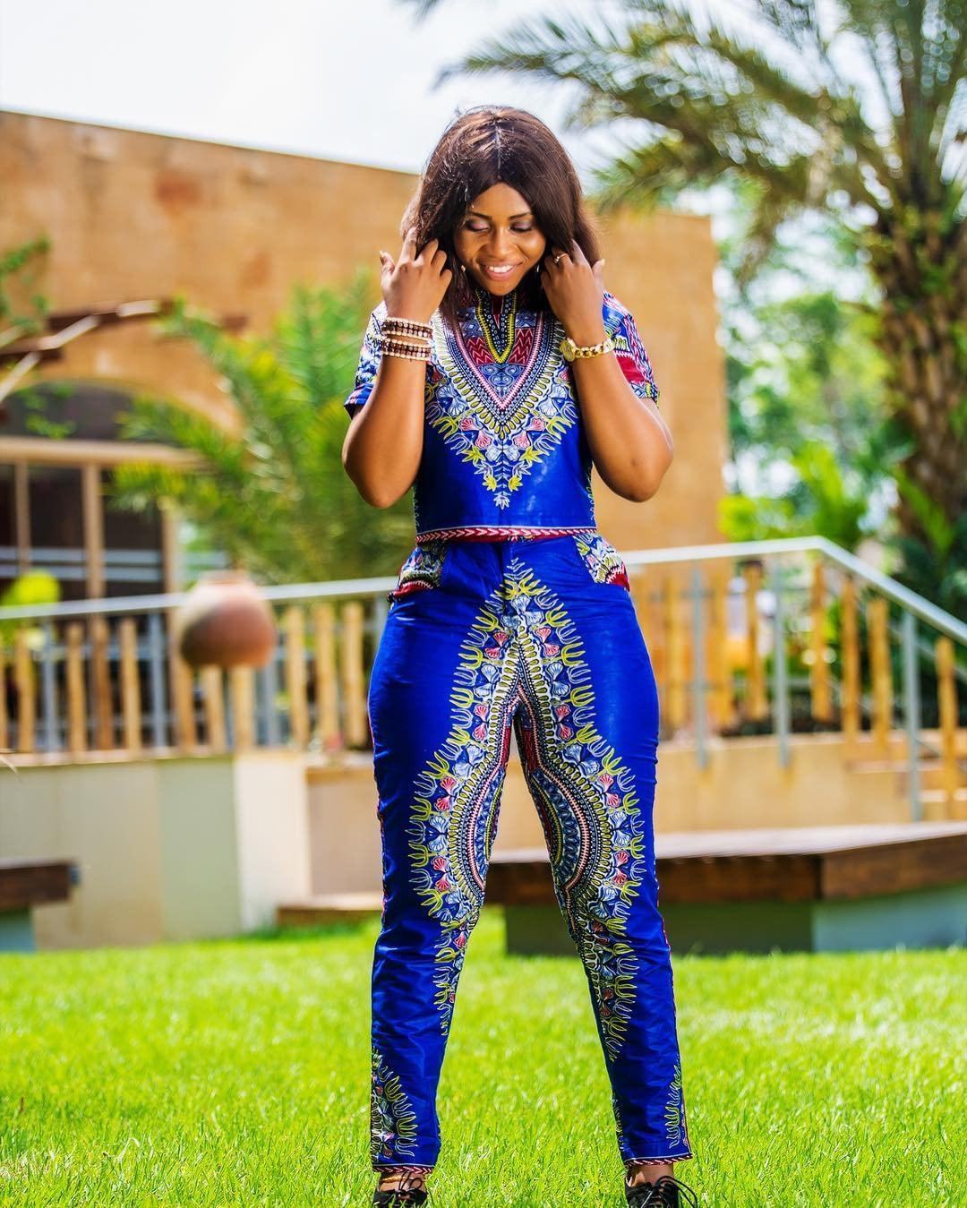 African Ladies Dashiki Dress African Dashiki Dress African Clothing African Shop African Wax print African danshiki African skirt