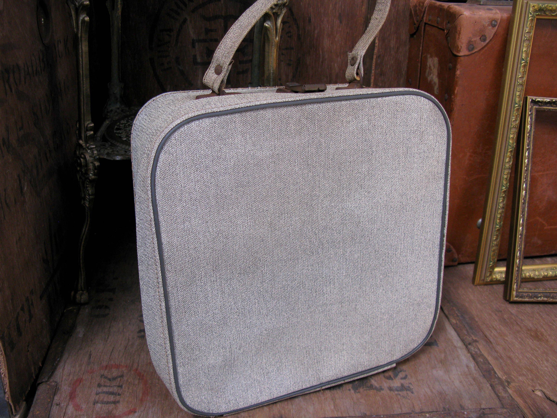 Vintage Vanity Case Vanity Bag Vintage Case Overnight Case Ballet Bag Small Suitcase Travel Bag Cosmetics Bag Vanity Suitcase
