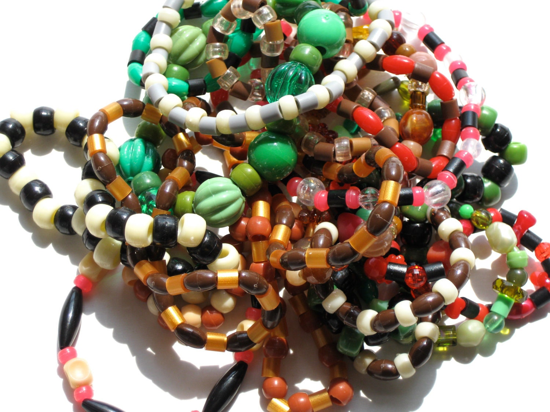 items similar to kandi bracelets kandi bracelets