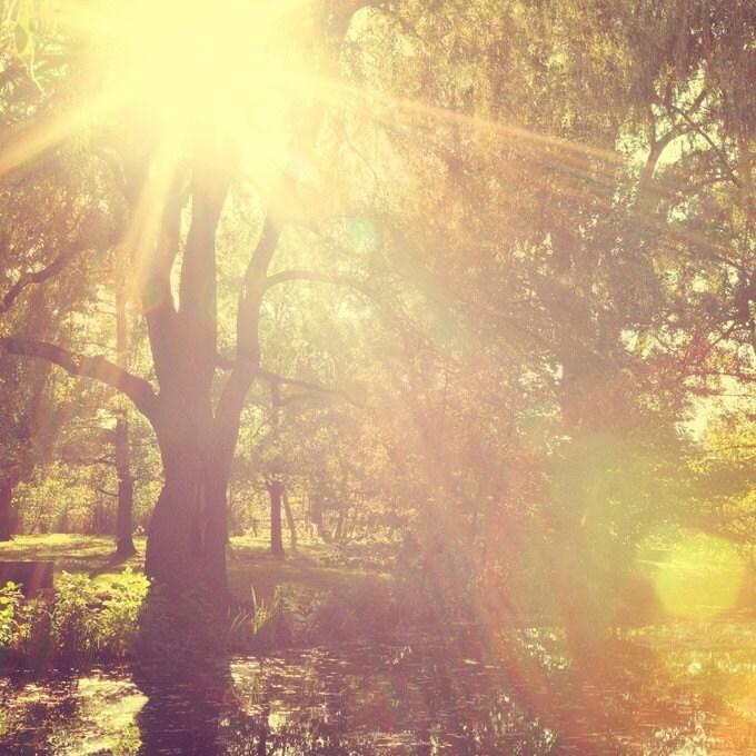 The invention of light - Fine art landscape photograph