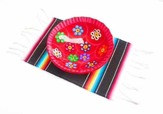 Http Etsy Com Listing 171829117 Aztec Home Decor Tribal Placemat Table