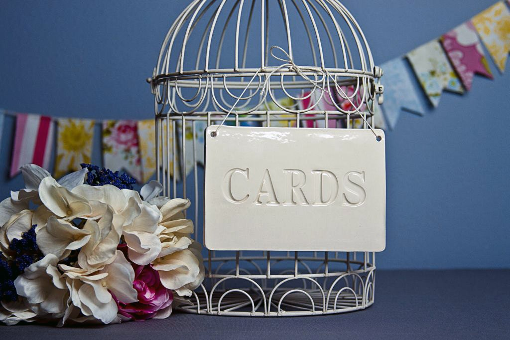 Wedding Gift Card Box Sign : Cards Sign for Wedding Card Box Gift Wrapped by Susabellas