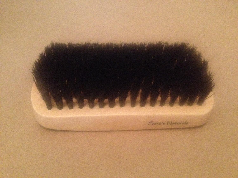 Soft Boar Bristle Beard Brush - SaresNaturals