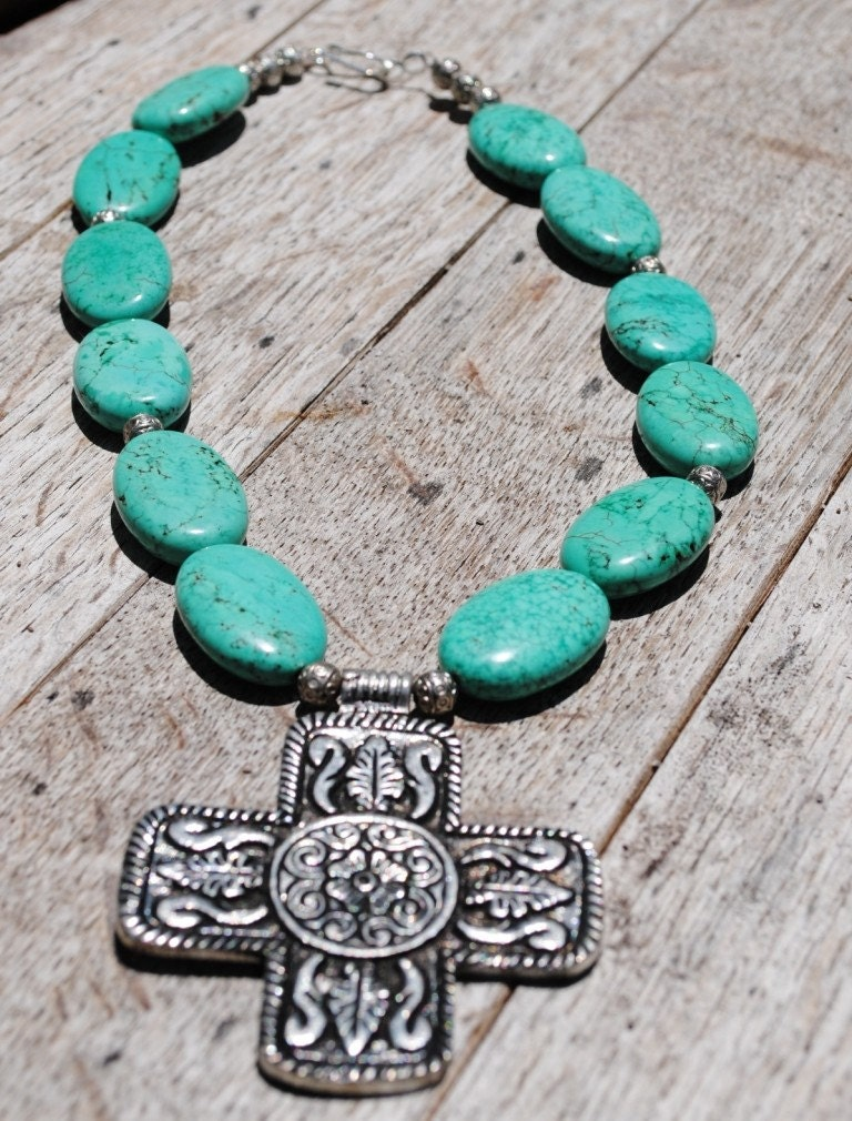 The Mile City Turquoise Necklace