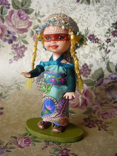 I - Customized OOAK Doll