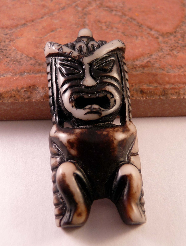 Imitation Yak Totem Focal