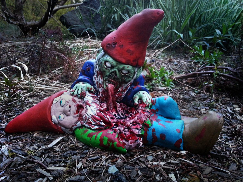 Yard gnome porn adult pic