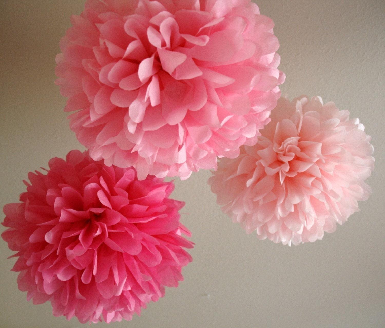 Cotton Candy - 3 poms