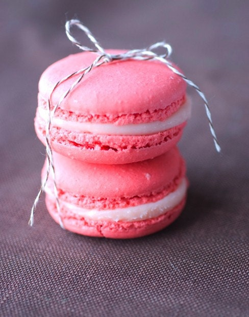 Pink Cookies Photograph