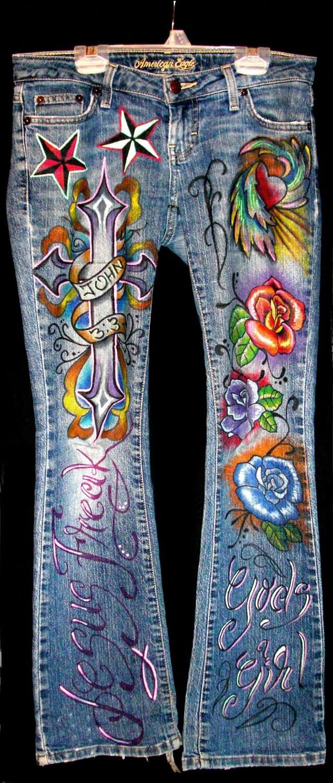 Brush On Painted On Jrans