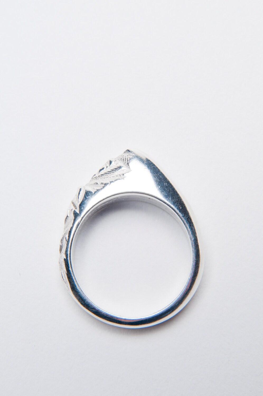 Mountain Range Ring - CaitlynRoseJewellery