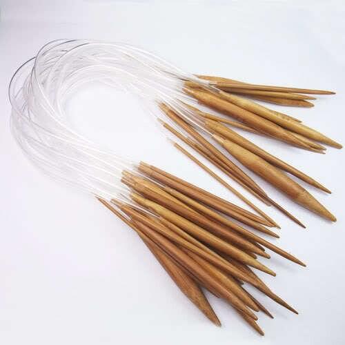 ebony circular knitting needles № 222369