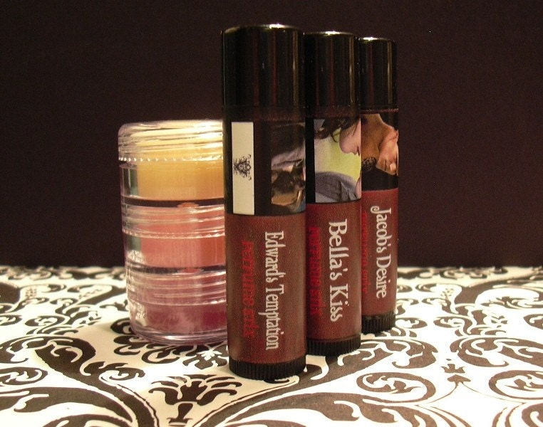 Twilight Edwards Temptation Perfume Stix - Natural and Paraben Free