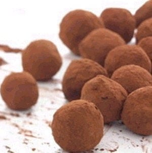 Caramel Center Truffles