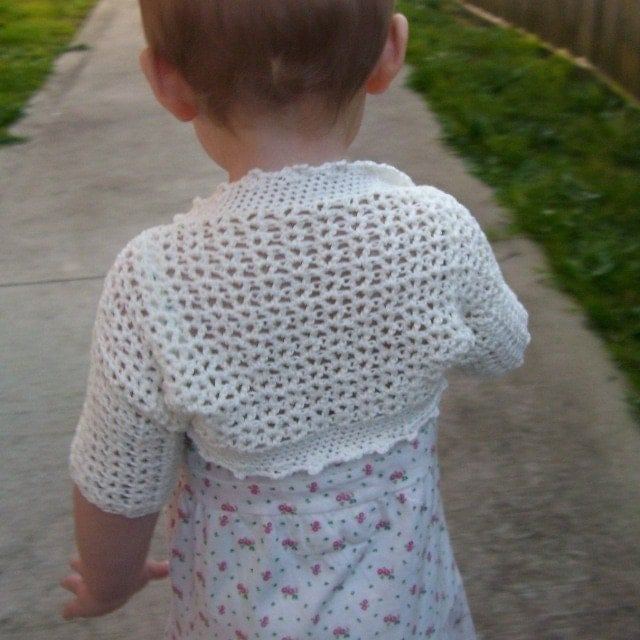 Shrug Crochet Pattern Crocheting Tips