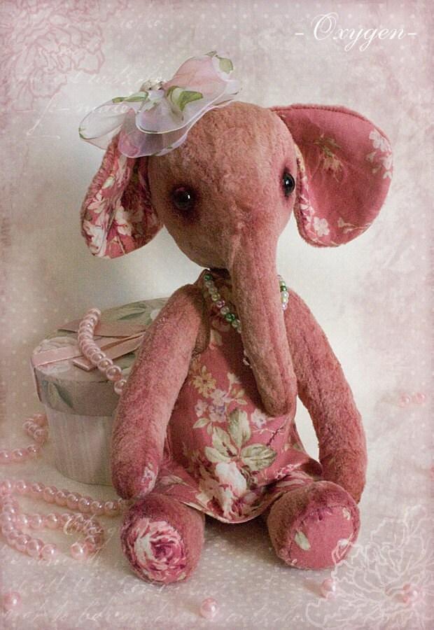 Elephant Sonya 10inch OOAK