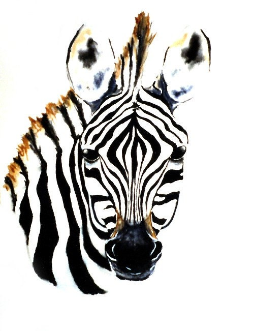 Commissioned Fine Art - Original Wildlife Watercolour Painting