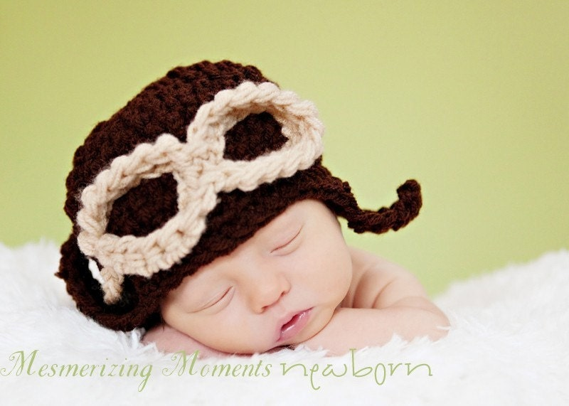 crochet helmet